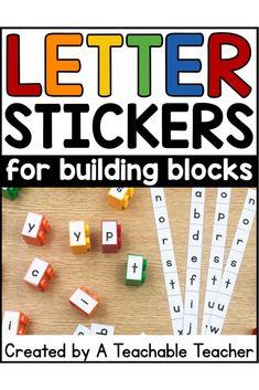 Teaching Letter Sounds, Teaching Sight Words, Teaching The Alphabet, Teaching Phonics, Phonics Activities, Teaching Reading, Reading Fluency, Language Activities, Learning Activities