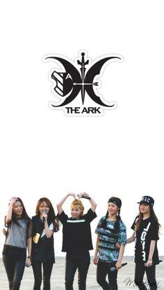 minju,yujin,yuna,halla,jane,the ark
