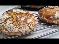 Different Types Of Bread, Tasty Videos, Empanadas, Cake Pops, Bread Recipes, Bakery, Food And Drink, Cooking, Breakfast
