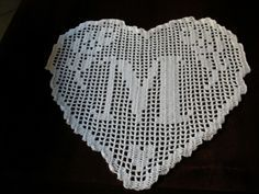 Crochet Pattern monogram letter C Pattern filet crochet Filet Crochet, Crochet Patterns Filet, Bobble Crochet, Crochet Blanket Edging, Baby Girl Crochet Blanket, Crochet Cowl Free Pattern, Hand Crochet, Crochet Lace, Crochet Tablecloth
