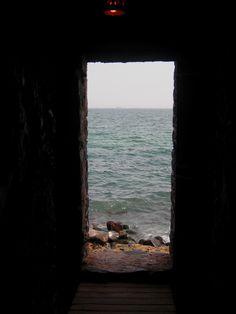 Point of no Return door in Elmina Slave Castle - Ghana