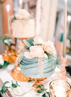 Vintage Anniversary Shoot with Emerald & Gold Details - Inspired By This