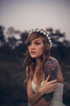Bride. #ink