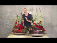 A Floral Love Story by Klaus Wagener | Flower Factor How to Make | Powered by…