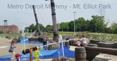 Metro Detroit Mommy: Mt. Elliott Park in Detroit