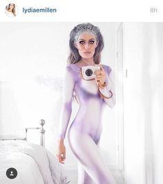 Futuristic Fairy or Alien Costume                                                                                                                                                                                 More