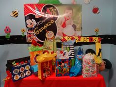 Gerardo's first birthday! | CatchMyParty.com