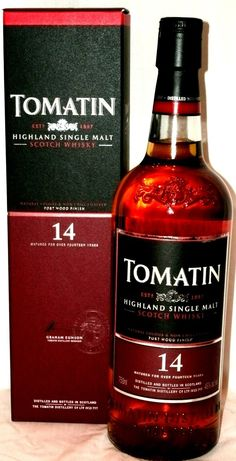 The Whisky Shop - Tomatin 14 Year Old, $95.00 (http://www.whiskyshopusa.com/tomatin-14-year-old/)