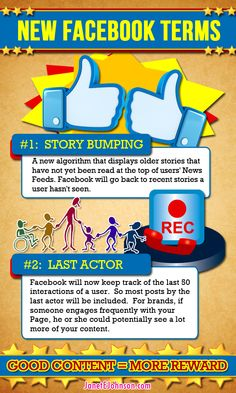 Move over Edgerank – here comes Story Bumping and Last Actor! Huh?