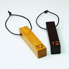 Hotel & Guest House Products. Personalised hotel products. Wooden Key Fobs - The Smart Marketing Group - Smart Hospitality