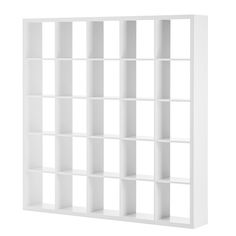 Regal Shelfy - Weiß - 25 Fächer