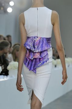 L'Wren Scott Ready To Wear Spring 2014 - Details