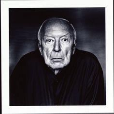 Irving Penn (American 1917-2009) Jasper Johns, N.Y. 2006
