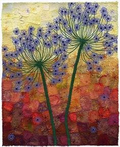 Autumn Allium Duo      If you're in need of inspiration today, quickly head over to the website  of Vancouver, Canada artist Kirsten C...