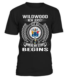 Wildwood, New Jersey - My Story Begins