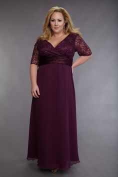 piniful.com plus size mother of the groom dresses (04) #plussizefashion