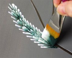 clever way to paint