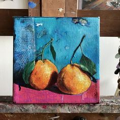Buy Little Mandarins, Mixed Media painting by Juliette Belmonte on Artfinder. Discover thousands of other original paintings, prints, sculptures and photography from independent artists.
