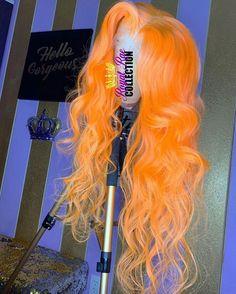 Creative Hair Color, Barbie Hair, Baddie Hairstyles, Weave Hairstyles, Creative Hairstyles, Popular Hairstyles, Human Hair Lace Wigs, Lace Hair, Aesthetic Hair