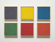 Biography of Frank Stella - BLOUIN ARTINFO, The Premier Global ...