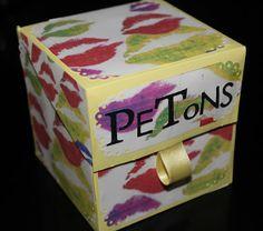 La capsa dels petons  (treballar les emocions)