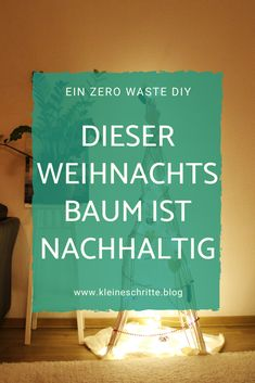 Zero, Sustainable Living, Baby Steps, Wrap Gifts, Diy Gifts, Christmas Tree, Sustainability, Tutorials