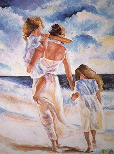 A walk together - Amanda Dunbar