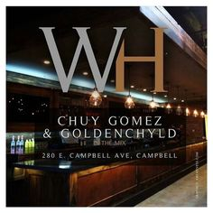Downtown Campbell: Saturday evening 6:30 - 9:30p at @willardhicks @chuygomez & @goldenchyld07 will be your soundtrack #ChuyGomez #eats #drinks #beats #downtownCampbell #WillardHicks #GrownFolks #BeatsAndEats #ThatsHowYouDoItChuy  280 E Campbell Avenue Campbell by djhholla