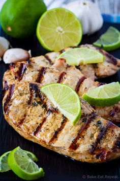 Mexican pork chop marinade is easy to mix up and adds so much flavour to pork chops. Marinate and then grill, pan fry, or bake, or freeze for later! Juicy Pork Chops, Apple Pork Chops, Baked Pork Chops, Pork Marinade Recipes, Pork Rib Recipes, Bbq Pork, Pork Ribs, Mexican Pork Recipes, Mexican Dishes