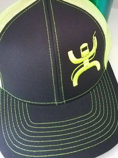 46a1ac4bd6f LIme Image Hooey Welder Cap by Rgv956custommadekeyc on Etsy Lime Images