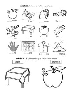 Excelente cuadernillo de trabajo silabicos alfabeticos- Dual Language, Kindergarten Math, Raising Kids, Speech Therapy, First Grade, Activities For Kids, Homeschool, Social Studies, Teacher