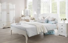 Enchanting White Bedroom Furniture