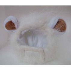 Lion Hair Mane Ears Dog Hat & Cat Hat
