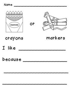 Free Primary Writing Papers- both with picture and all