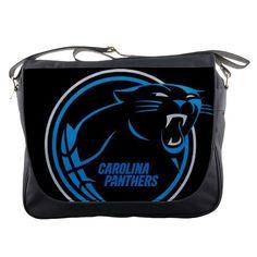 eBlueJay: CAROLINA PANTHERS LARGE MESSENGER BAG $29.99