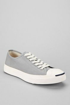 d8fc0b14bfb6 shopping converse jack purcell low top sneaker in light gray canvas 940a5  bd24d