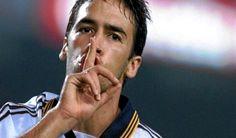 Raúl se retira: Un gol grabado en la memoria del madridismo - MARCA.com