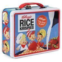 Rice Krispies® Vintage Lunch Box - 5289K