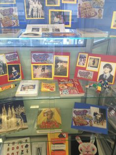 New at Rochester Library is our display of 'Guess Who'? It celebrates the joys of childhood and has a selection of amusing pictures of Library staff when they were just a little bit younger! Can you guess who's who? #Rochester