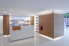 BMW Showroom, Paris, France