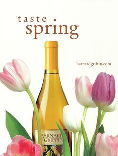 Spring has Sprung.  Get a Glass!