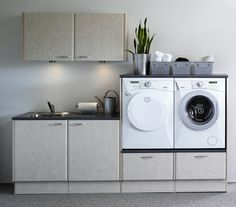 vaskerominnredning
