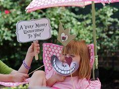 "Best Kids Parties: ""Alice"" Tea Party My Party"