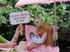 "Best Kids Parties: ""Alice"" Tea Party"