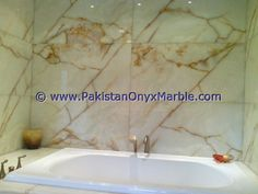 Onyx Marble, Single Sink, Bathroom Countertops, High Gloss, Bathtub, Vanity, Design Ideas, Standing Bath, Dressing Tables