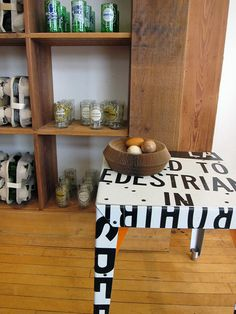 NuBe Green is a eco-friendly store that has so many great repurposed items.