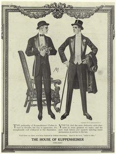 1912 Gentlemen