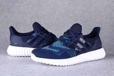 9be189309b95a 2018 UK Trainers Adidas Yeezy Ultra Boost 2016 Beckham EQT Blue Navy Blue  Teal