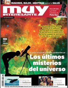 Muy Interesante Enero 2012: Los últimos misterios del universo
