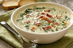 Bacon Jalapeño Popper Dip Recipe by Carlton Jared Lockett - The Daily Meal
